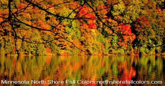 Minnesota North S Fall Colors